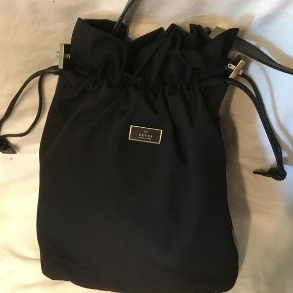 Gucci Handbags - Gucci Bag made in Italy Color Black